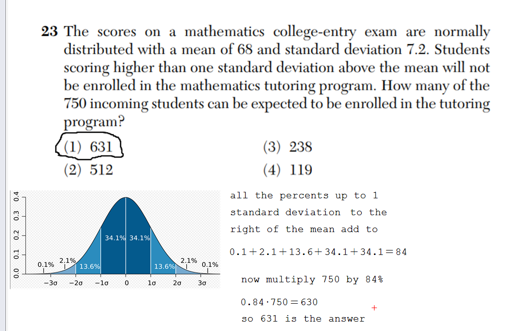 january 2019 algebra II regents question 23 solution ...